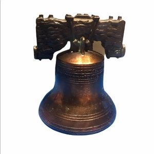 Vintage 1950s  Pass & Stow Liberty Bell Replica